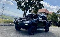 Black Mitsubishi Strada 2012 for sale in Manila