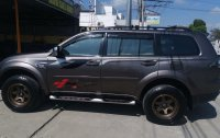 Grey Mitsubishi Montero 2015 for sale in Taguig
