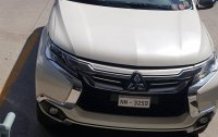 Mitsubishi Montero 2016 for sale in Manila