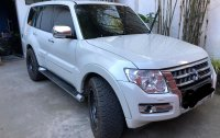 Pearl White Mitsubishi Pajero 2018 for sale in Tuguegarao City