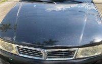 Black Mitsubishi Lancer 2004 for sale in Angeles