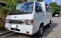 White Mitsubishi L300 2010 Manual for sale