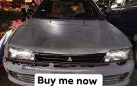 Selling Grey Mitsubishi Lancer 1996 in Imus