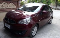 Selling Red Mitsubishi Adventure 2018 in Tarlac
