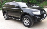 Sell 2015 Mitsubishi Montero in Baguio