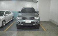 Selling Grey Mitsubishi Montero sport 2015 in Manila