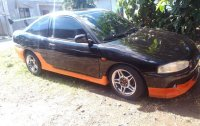 Black Mitsubishi Lancer 1998 for sale in Lipa