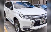 Pearl White Mitsubishi Montero 2018 for sale in Pasig