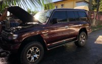 Sell 2004 Mitsubishi Pajero in Quezon City