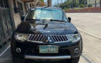 Black Mitsubishi Pajero 2010 for sale in Automatic