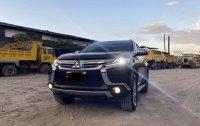 Black Mitsubishi Montero sport 2016 for sale in Manila