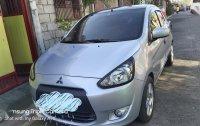 Selling Silver Mitsubishi Mirage 2013 in Bulacan
