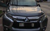 Selling Grey Mitsubishi Montero sport 2017 in Manila