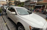 Selling White Mitsubishi Lancer 2014 in Manila