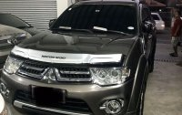 Selling Grey Mitsubishi Montero 2014 in Cabuyao