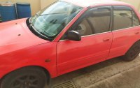 Sell Red 1993 Mitsubishi Lancer in Batangas