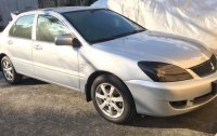 Selling Silver Mitsubishi Lancer 2010 in Manila