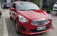 Red Mitsubishi Mirage g4 2018 for sale in Manila