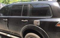 Sell Black 2013 Mitsubishi Montero in Carmona