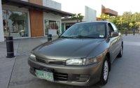 Brown Mitsubishi Lancer 2004 for sale in Batangas