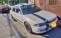 Selling White Mitsubishi Lancer 0 in Manila