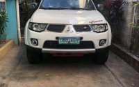 Selling White Mitsubishi Montero sport 2012 in Marikina