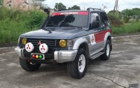 Sell Black 1996 Mitsubishi Pajero in Manila