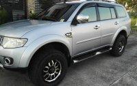 Sell Silver 2010 Mitsubishi Montero sport SUV / MPV in General Trias