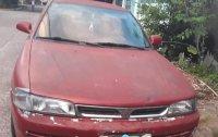 Selling Red Mitsubishi Lancer 1996 in Manila