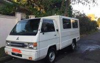 White Mitsubishi L300 0 for sale in Quezon City