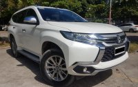 White Mitsubishi Montero 2016 for sale in Cebu City