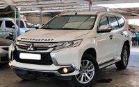 White Mitsubishi Montero 2016 for sale in Manila