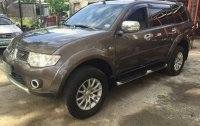 Selling Brown Mitsubishi Montero sport 2012 in Las Pinas
