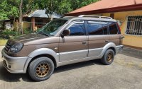 Selling Brown Mitsubishi Adventure 2015 in Manila