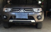 gREY Mitsubishi Pajero 2014 for sale in Paoay