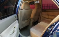 Selling Blue Mitsubishi Lancer 2004 Hatchback in Manila