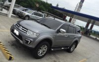 Sell Grey 2015 Mitsubishi Pajero in Manila