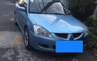 Selling Blue Mitsubishi Lancer 2004 in Manila
