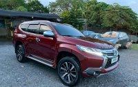 Selling Red Mitsubishi Montero 2018 in Legazpi City