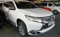 Sell White 2016 Mitsubishi Montero in Manila