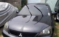 Grey Mitsubishi Lancer 2014 for sale in Quezon City
