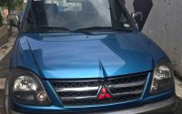 Blue Mitsubishi Adventure 2017 for sale in Pasig City