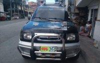 Sell Blue 2001 Mitsubishi Adventure in Manila