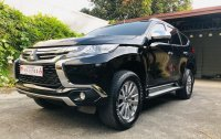 Selling Black Mitsubishi Montero sport 2019 in Angeles