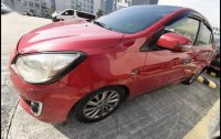 Red Mitsubishi Mirage g4 2016 for sale in Manila