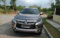 Sell Grey 2018 Mitsubishi Montero in Santa Rosa