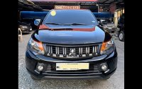 Black Mitsubishi Strada 2018 for sale in Marikina