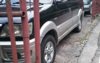 Selling Black Mitsubishi Adventure in Manila