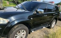 Black Mitsubishi Montero 2014 SUV / MPV for sale in Quezon City