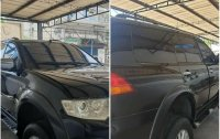 Sell Black 2010 Mitsubishi Montero sport in Manila